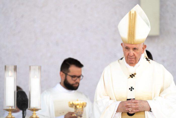 Navsteva Svateho Otca Frantiska na Slovensku